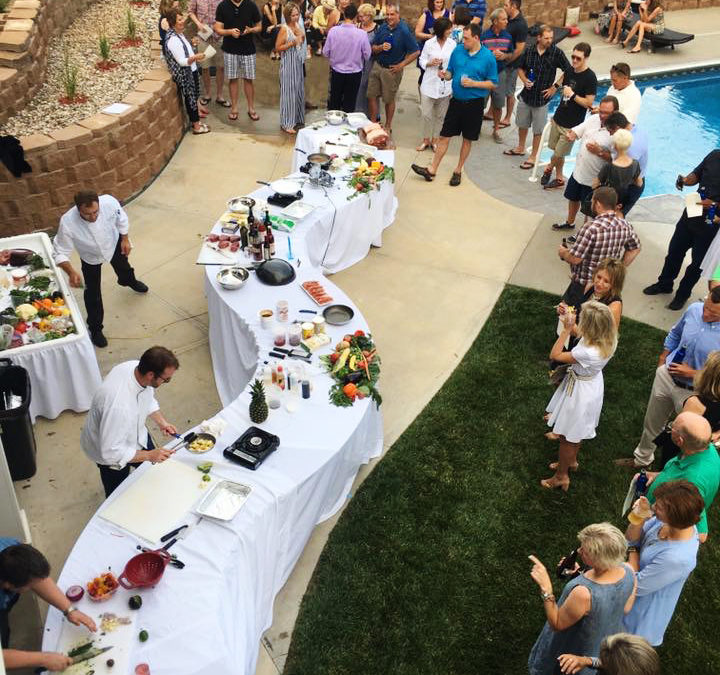 Iron Chef Event Raises $40,000 for We Care