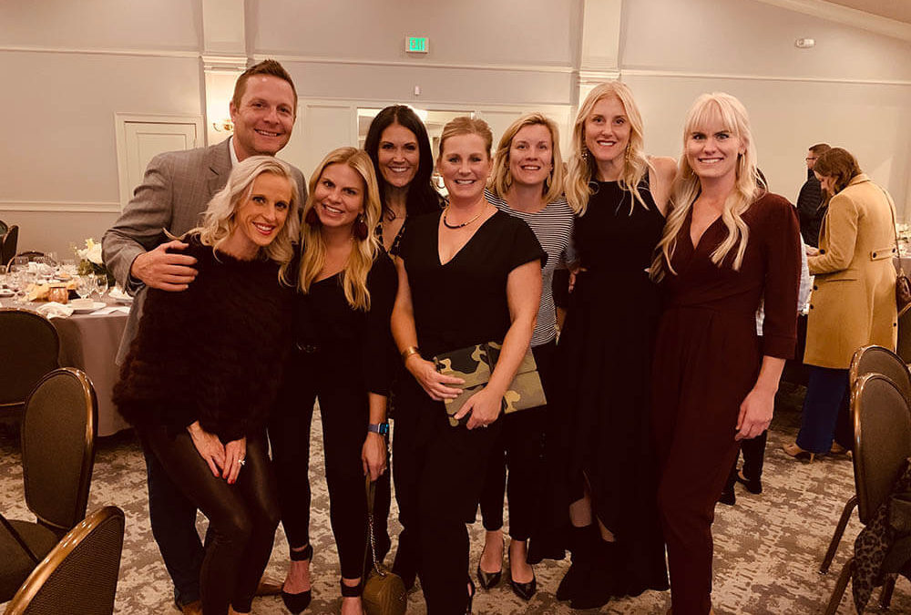 Fall 2019 Dinner and Wine Pairing Raised $90,000